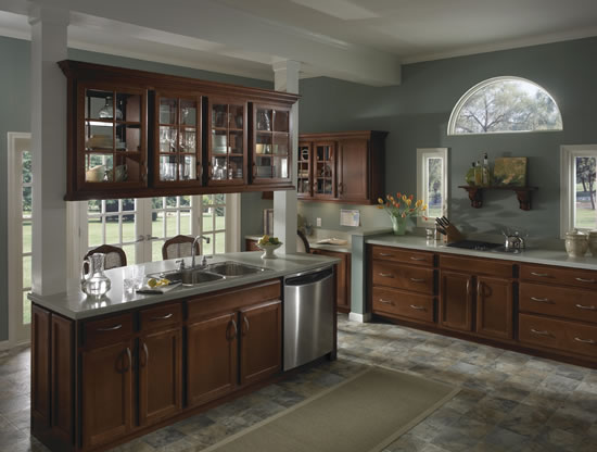 Kitchen Cabinet Glass Door Options | Kitchen Cabinet Value ...